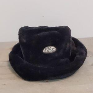 Like NEW Dolls Kill Faux Fur Bucket Hat